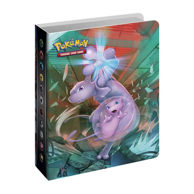 Image for Pokémon TCG: Sun & Moon-Unified Minds Mini Portfolio & Booster Pack from Pokemon Center