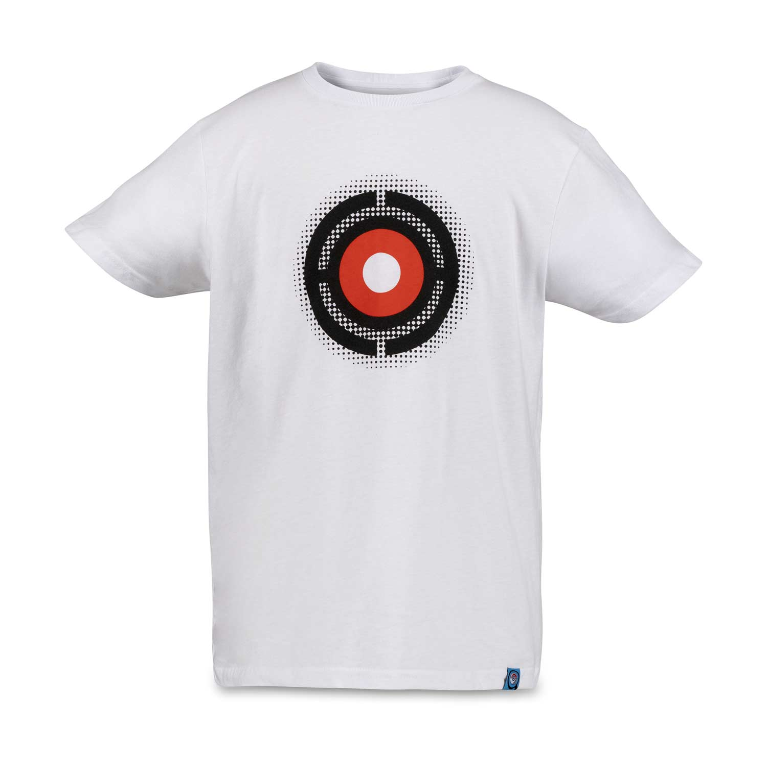 91c37741 Image for POKÉMON Detective Pikachu Unown H Fitted Crew Neck T-Shirt -  Youth from