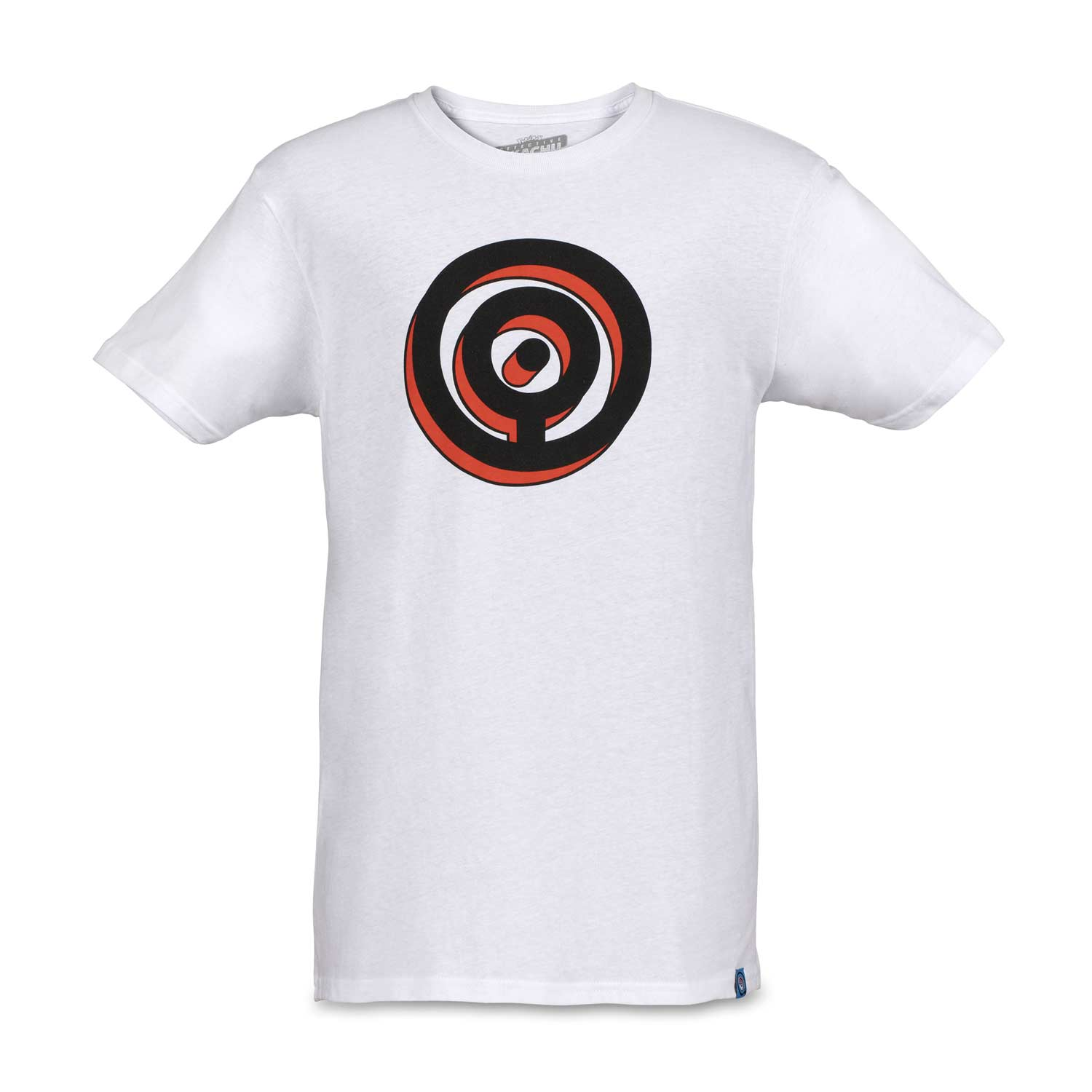 c39cc99b Image for POKÉMON Detective Pikachu Unown O Relaxed Fit Crew Neck T-Shirt -  Adult