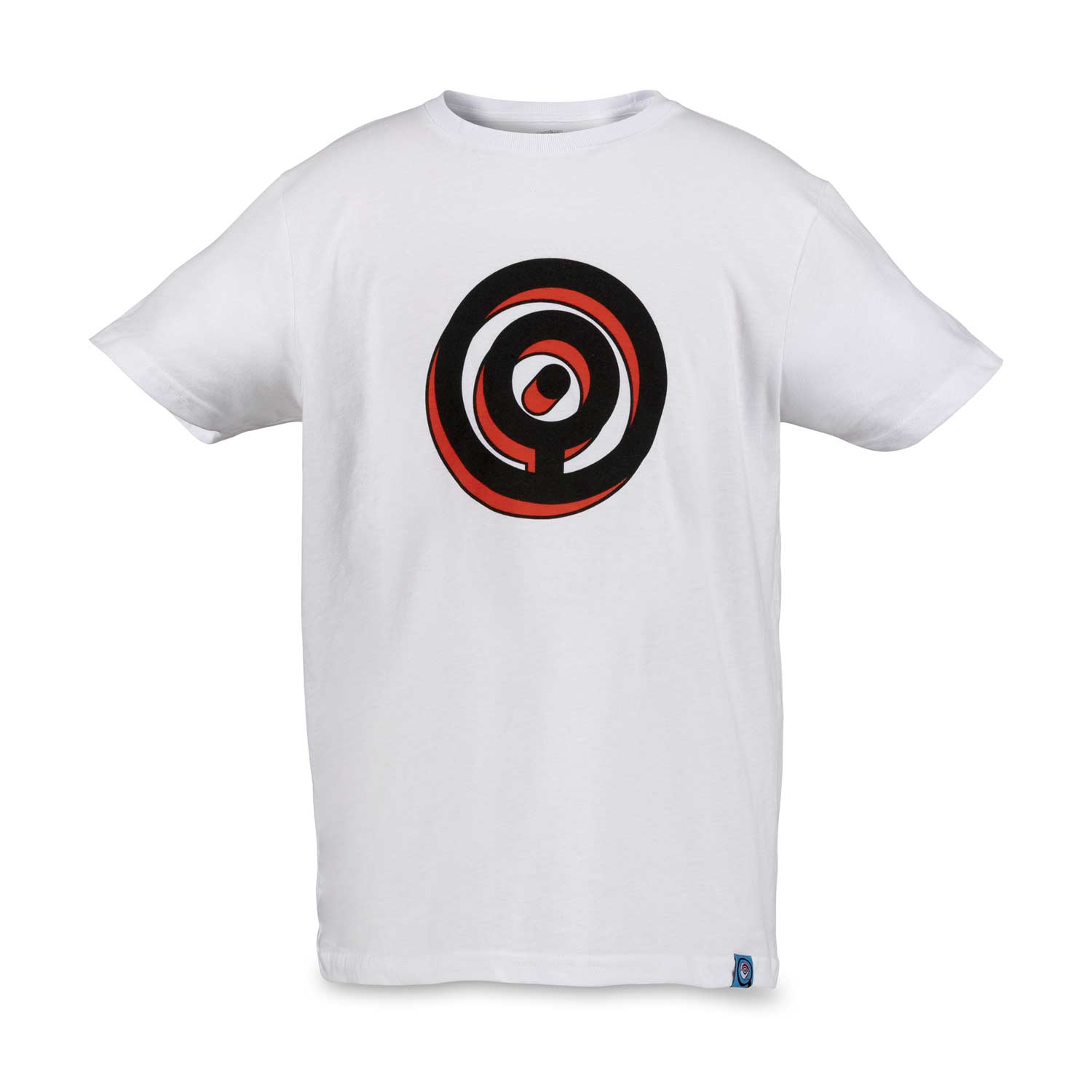 4eaf65a2 Image for POKÉMON Detective Pikachu Unown O Fitted Crew Neck T-Shirt -  Youth from