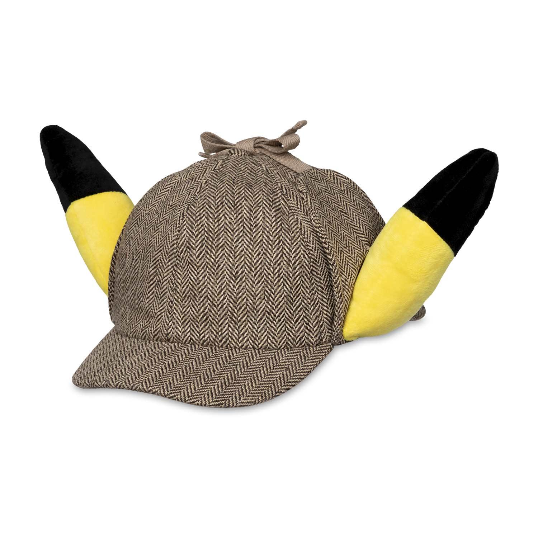 976db2c54 POKÉMON Detective Pikachu Plush Ears Hat