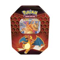 Image for Pokémon TCG: Hidden Fates Tin (Charizard-GX) from Pokemon Center