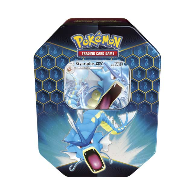 Pokemon Hidden Fates Gyarados GX Promo Card SM212
