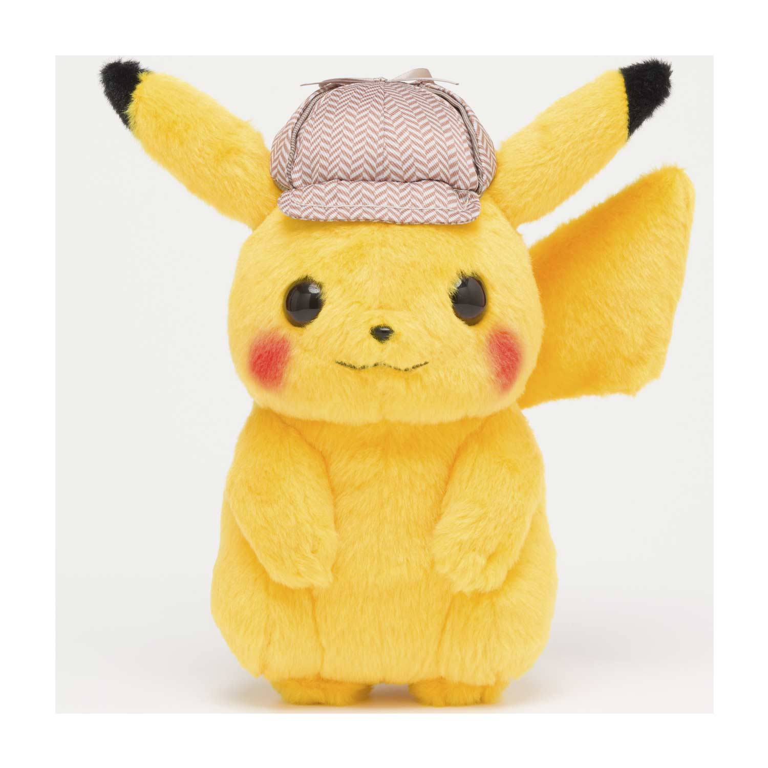 Pokemon Detective Pikachu Plush 8 In Pokemon Center Official Site