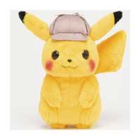 Pokemon Detective Pikachu Plush 8 In Pokemon Center Official Site