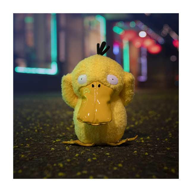 Pokemon Center Original Plush Doll Duck Eevee