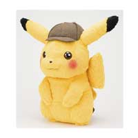 Image for POKÉMON Detective Pikachu Plush - 16 In. from Pokemon Center
