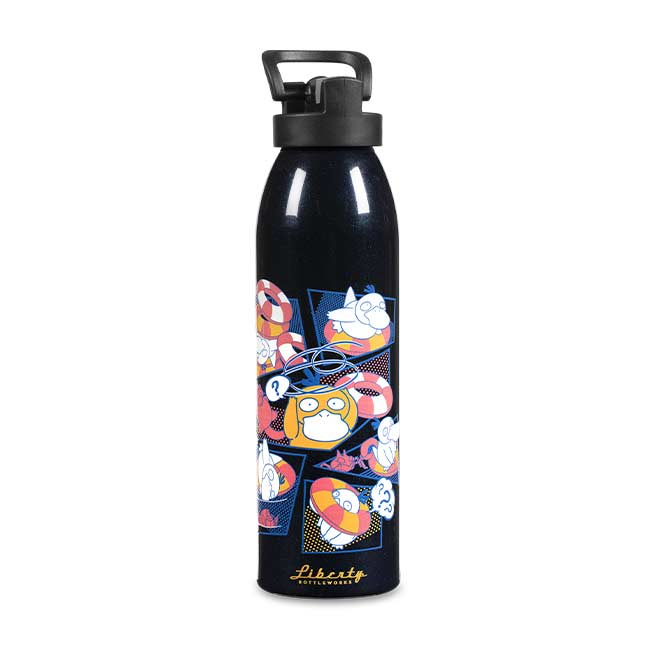 Image for Psyduck Bewildered 24 oz. Liberty Bottle from Pokemon Center