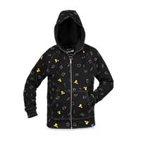 c329ae79e POKÉMON Detective Pikachu Allover-Print French Terry Hoodie - Adult
