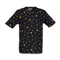 e900f3b0 POKÉMON Detective Pikachu Allover-Print T-Shirt - Adult