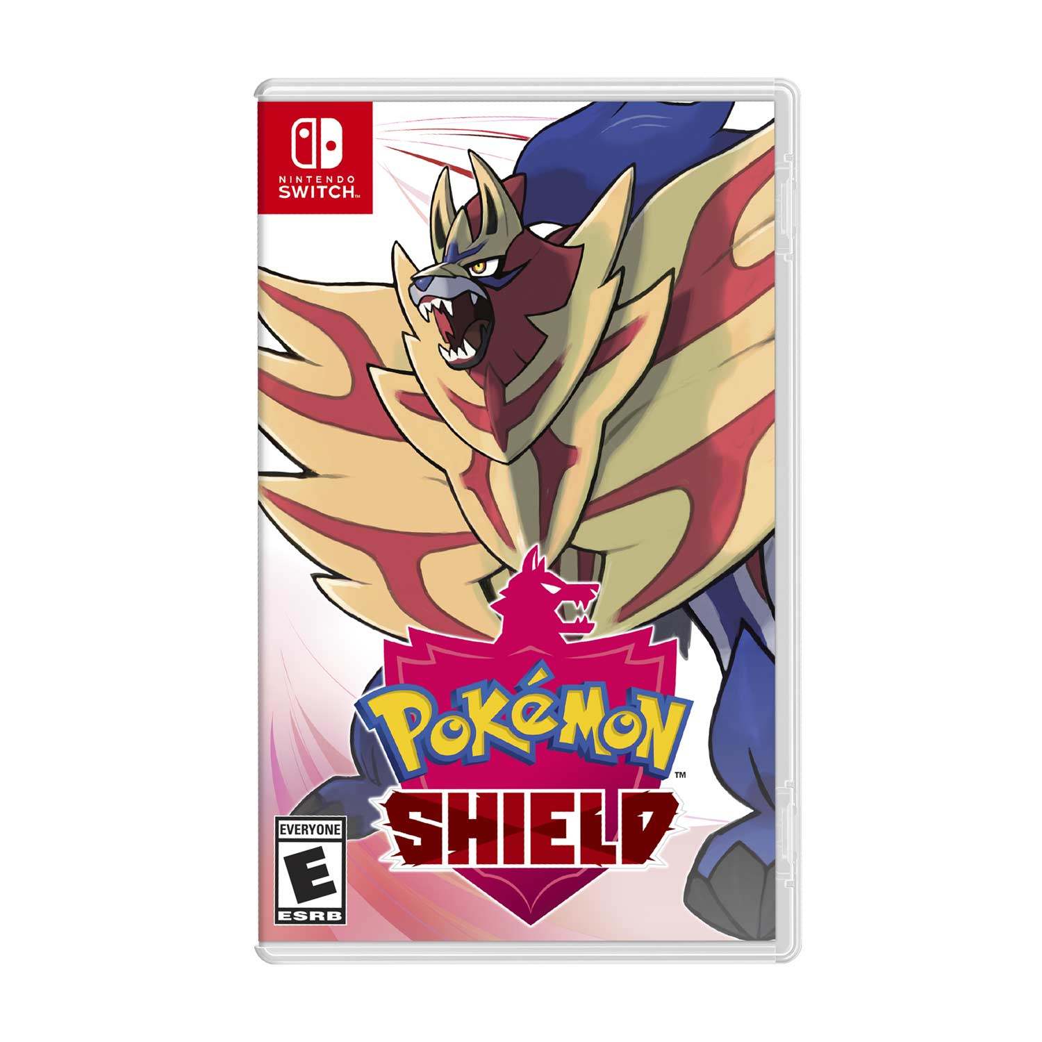 Pokemon Shield Plush Gift With Preorder