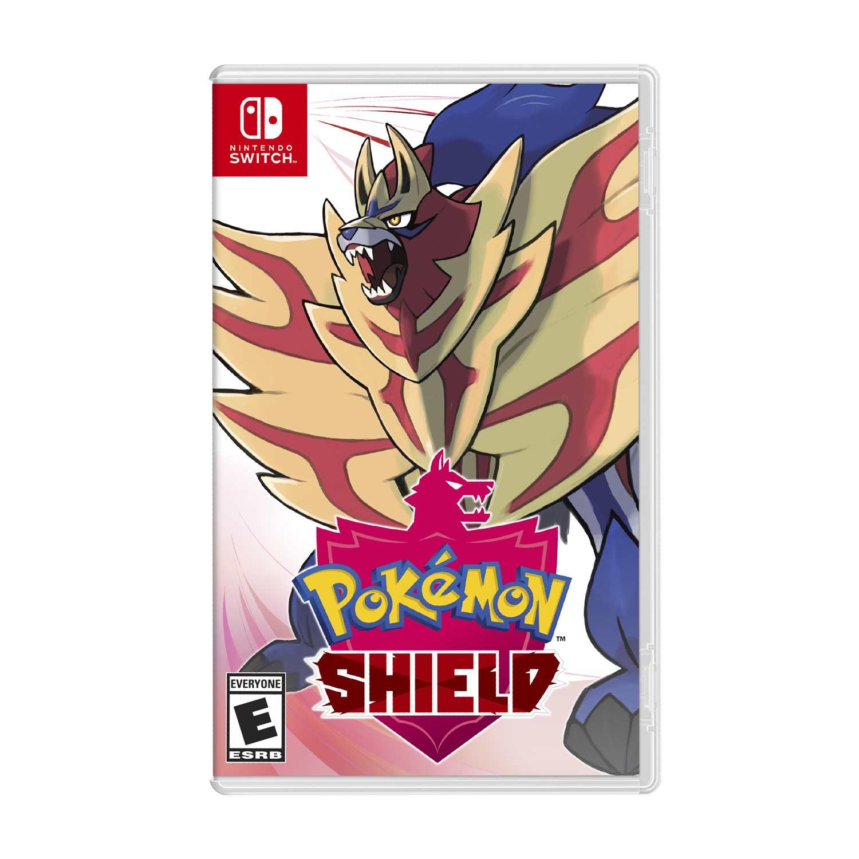 Pokemon Shield Plush Gift With Preorder