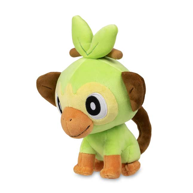 Grookey Poke Plush 9 In Pokemon Center Official Site Skip to main search results. usd