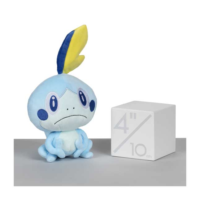 Image for Sobble Poké Plush - 8 In. from Pokemon Center