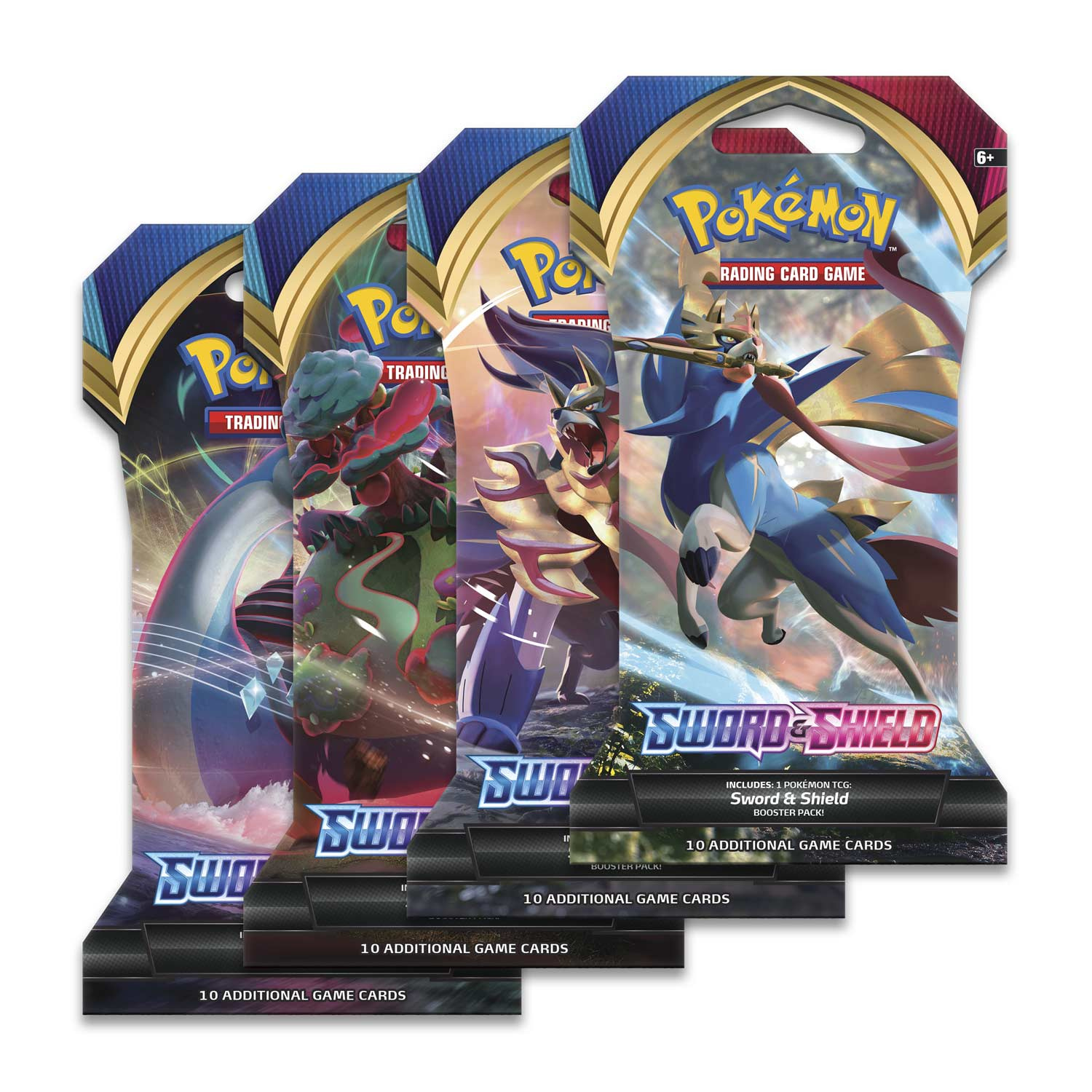 Pokemon - Sword and Shield Booster Case