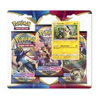 Pokemon Card GYM Sword&Shield Promo vol.3 Pack Limited Not for sale F//S