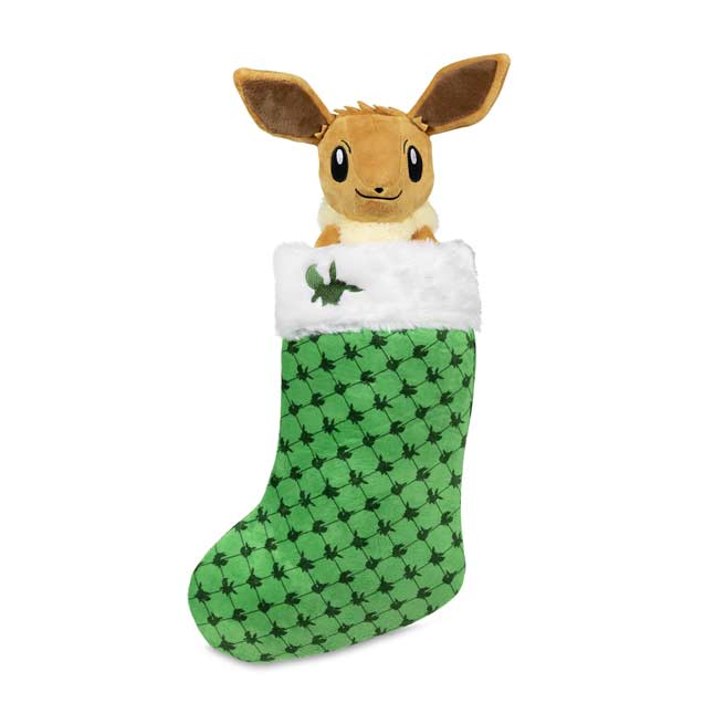 Pokemon Christmas Stocking with your name  18 12 X 8 12