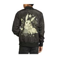 Image for Eevee Can't Wait Bomber Jacket - Adult from Pokemon Center