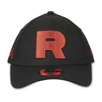 Image for Team Rocket 9FORTY Baseball Cap by New Era (One Size-Adult) from Pokémon Center