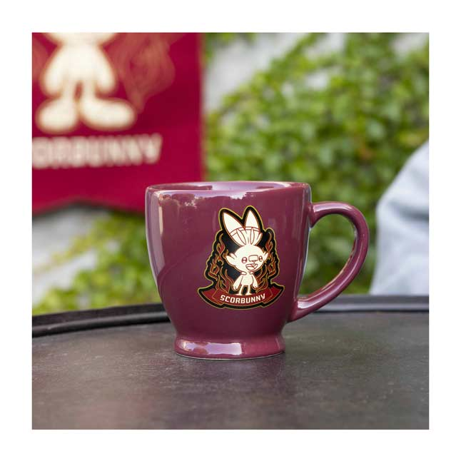Image for Scorbunny Galar First Partner 12 oz. Mug from Pokemon Center