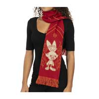 Image for Scorbunny Galar First Partner Knit Scarf (One Size-Adult) from Pokémon Center