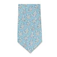 Image for Squirtle Pokémon Classics Silk Necktie (One Size-Adult) from Pokemon Center