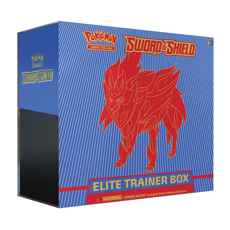 Zamazenta BOX Pokemon Card Game Sword /& Shield Zacian