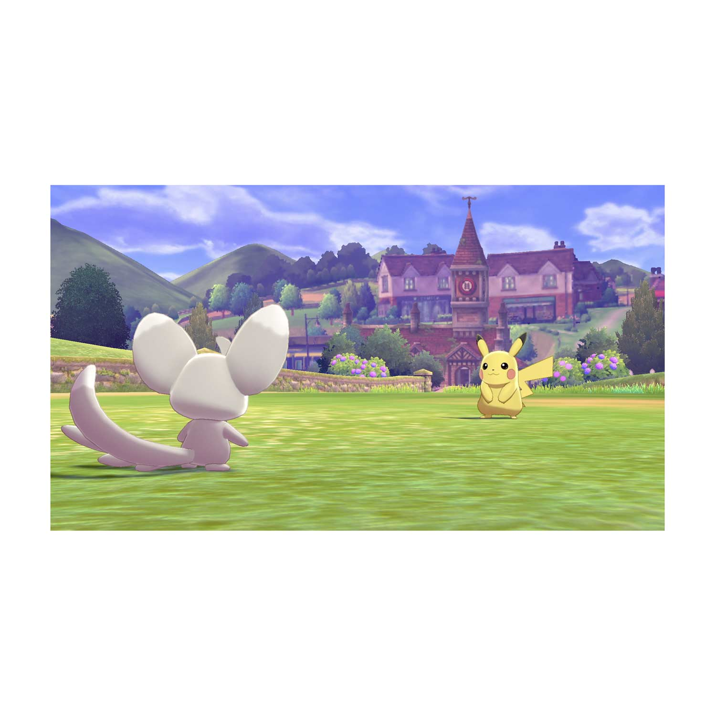 Pokemon Sword Pokemon Shield Double Pack Plush Key Chain Gifts