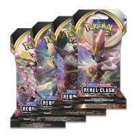 Sword /& Shield Rebel Clash 1//9 Booster Box