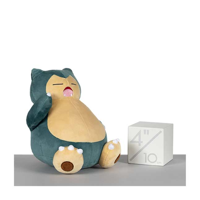 Yawn of Pokemon Center Original Pokemon card game rubber play mat Snorlax