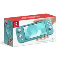 Image for Nintendo Switch Lite - Turquoise from Pokémon Center