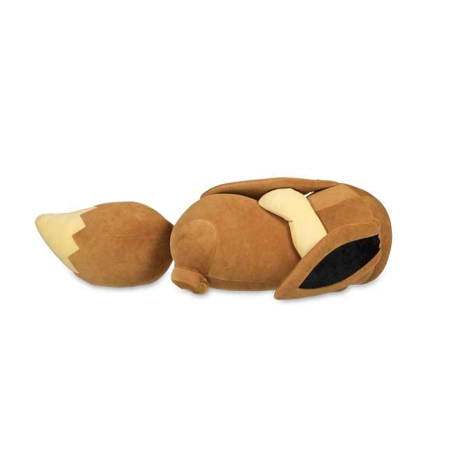 Pokemon Center Original Plush Doll Sleeping Eevee