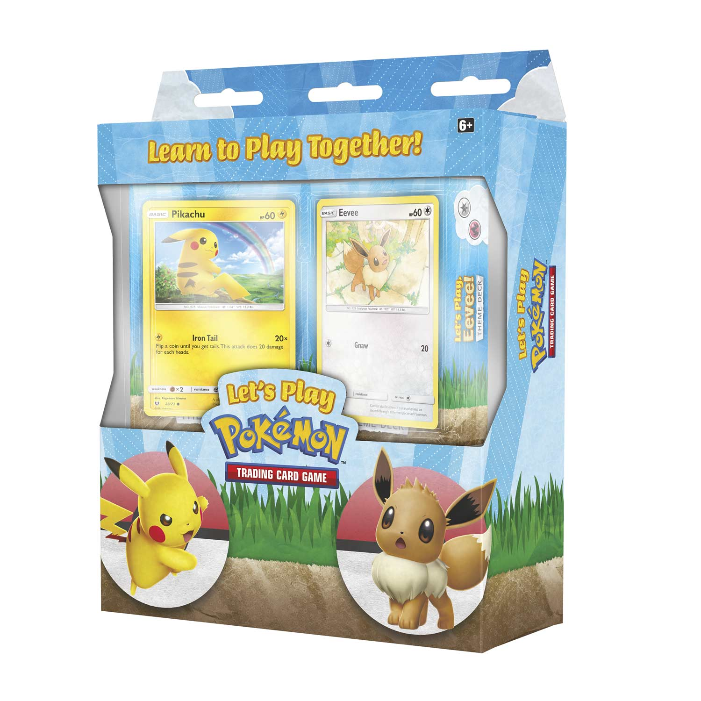 Let S Play Pokemon Tcg Theme Decks Pokemon Center Official Site