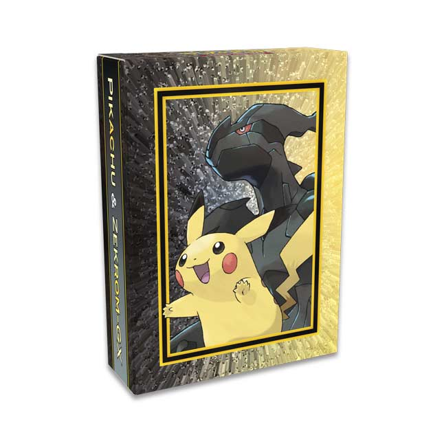 Tag Team /& Condition Marker Pokemon League Battle Deck Pikachu /& Zekrom GX Dice