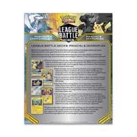 Pokemon TCG League Battle Deck Featuring Pikachu /& Zekrom GX Factory Sealed