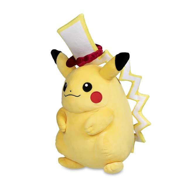 Gigantamax Pikachu Poke Plush 17 In Pokemon Center Official Site