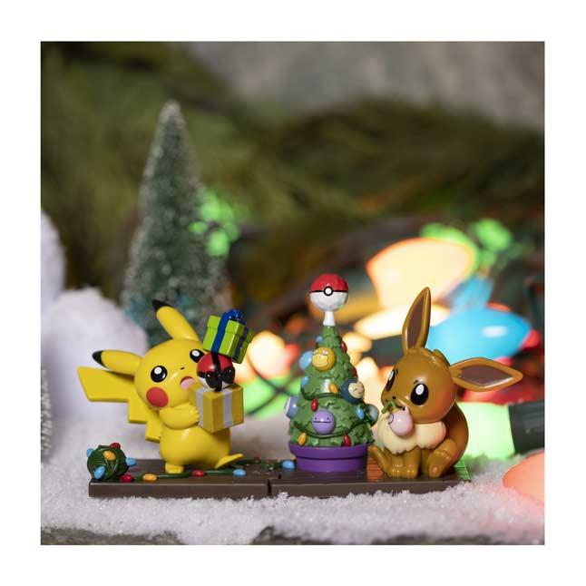 Pokemon Center Christmas 2021 Pokemon Holiday Pikachu Figure By Funko Pokemon Center Official Site