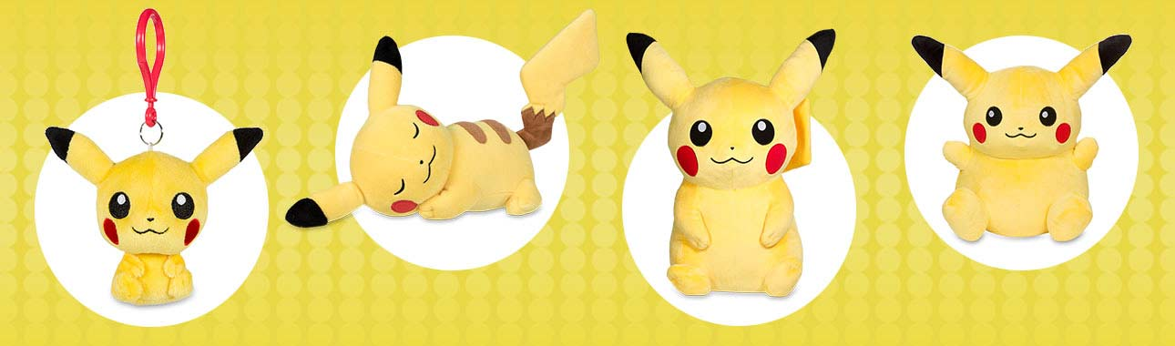 About Our Plush Pokemon Center Official Site